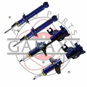 Monroe New Front Rear Strut Replacement Kit For Nissan Sentra 95 99