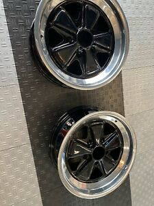 16x7 Fuch Wheels Refurbished Great Condition