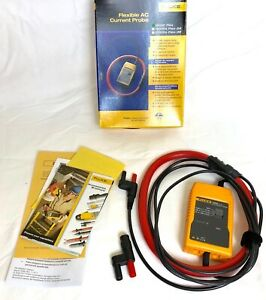 Fluke I2000flex 2000 Amp Flexible Ac Current Clamp New Open Box