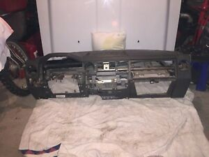 Ford Super Duty Dash Assembly Frame Trim