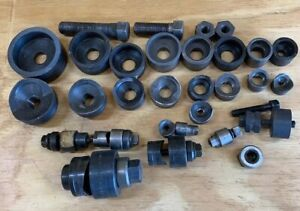 Lot Of Greenlee Conduit Knockout Punches