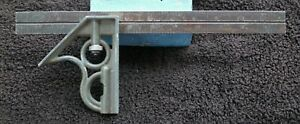 Vintage Rugol Machinist Square Hard To Find