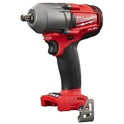 Milwaukee Electric Tools 2861 20 M18 Fuel 1 2 Mid Torque Impact Wrench With Fri