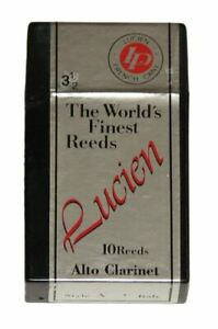 Lucien Alto Clarinet Reed 10 Pack