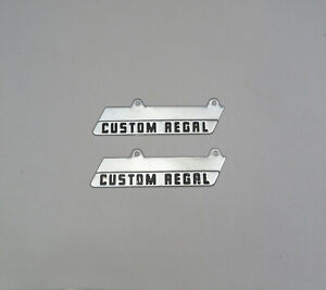 1954 1955 1956 Dodge Pickup Town Panel Town Wagon Truck Custom Regal Badges