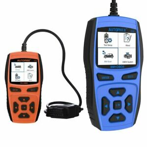Obd2 Scanner Abs Srs Airbag Epb Code Reader Car Check For Ford Bmw Autophix