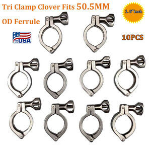 Tri Clover In Stock | JM Builder Supply and Equipment Resources