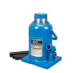 K Tool International Th95004 50 Ton Bottle Jack Welded Type Hd