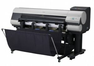 Canon Imageprograf Ipf815 44 Large Wide Format Printer Plotter Free Shipping
