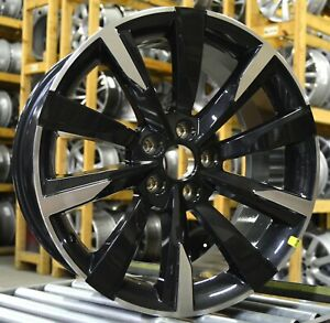 New 19 Infiniti Q60 2018 2019 Factory Oem Rim Wheel 73799 Full Set