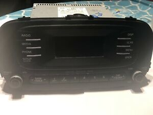 14 2014 15 2015 Kia Soul Radio Mp3 Sirius Player Bluetooth 96170 B2090ca B715