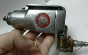 3 8 Air Impact Wrench Butterfly Vintage Made In Taiwan