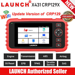 Launch X431 Automotive Scan Tool Obd2 Code Reader Engine Abs Diagnostic Scanner