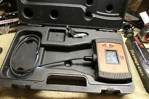 Snap On Tools Bk5500 Digital Video Inspection Scope Camera In Hard Case