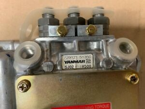 Yanmar Fuel Injection Pump 729121 51350