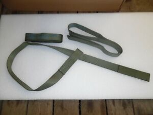 4 1 75 x60 Daak Military Flat Loop Webbing Strap Sling For Towing Lifting