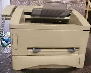 Brother Intellifax 4100 Business Class Laser Fax Machine w Power