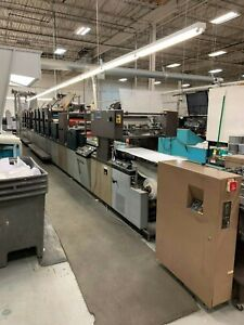 Didde 860 Printing Press