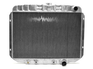New 1968 69 Mustang Radiator Alum 2 row Maxcore 289 302 351w 1968 70 Cougar Ford