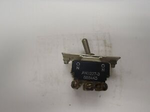 Ch A h An3227 3 Toggle Switch 4pdt On on L5