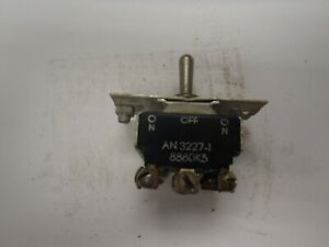 Ch A h An3227 1 Toggle Switch 4pdt On off on L5