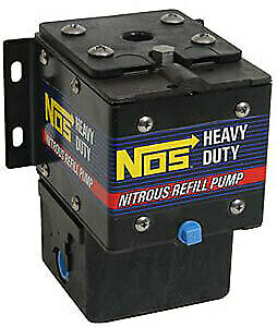 Nos Nitrous Refill Station Transfer Pump Only