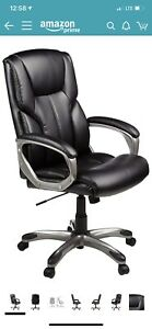 Bestoffice High Back Leather Computer Chair White