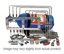 Nos Supercharger Nitrous Sstem For Gmc 6 71 8 71 Blower System Show Kit W 10lb