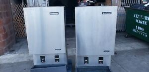Scotsman Mdt5n40a 1 Countertop Air Cooled Ice Machine And Dispenser 1866