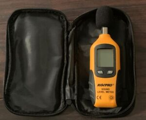 Risepro Mini Sound Level Meter 30 130 Db