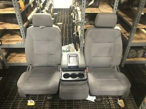 Chevrolet Silverado 2500 Pickup Complete Front Seat Set bucket And Bench