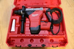 Milwaukee 5546 21 Sds max Sds Max 1 3 4 Corded 15a Rotary Hammer With E Clutch