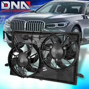 For 2007 2019 Acadia Traverse 3 6l Factory Style Radiator Cooling Fan Shroud Set