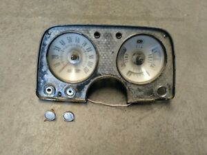 Plymouth Valiant Signat 200 Instrument Cluster 60 61