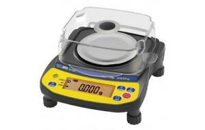 A d Weighing Ej 303 Newton Portable Balance 310g X 0 001g With Warranty