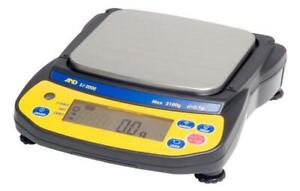 A d Weighing Ej 2000 Newton Portable Balance 2100g X 0 1g With Warranty