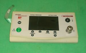 Stryker Hermes Ready 40l High Flow Insufflator Lcd Control Panel 3191