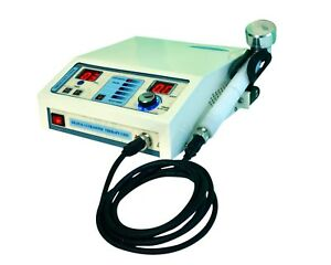 New 1 mhz Ultrasonic Ultrasound Therapy Physical Therapy Therapeutic Machine