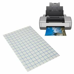 10 20 50 Sheets A4 Iron Heat Transfer Paper For The Dark Cotton T shirt g