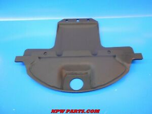 New Holland Hm236 Disc Mower 84123588 Guard Skid Shoe used