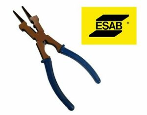 Esab Mig Welding Pliers Universal Multi Purpose Pincers 8 200mm High Quality