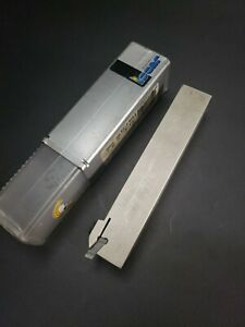 1 Iscar Ghmr 25 4 Indexable Threading Tool Holder Grooving Lathe Machinist