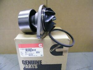 Genuine Dodge Cummins Water Pump 5 9l Cummins Mopar Oem 03 07 2881805 5086959aa