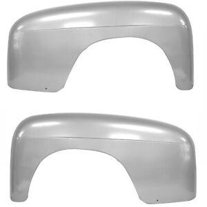 1951 1952 Ford Pickup Truck Rear Fender Steel Pair Right Left Side Dynacorn