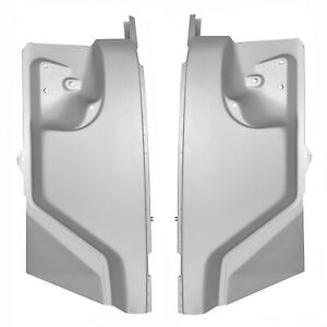 1948 1952 Ford Pickup Truck Complete Cowl Side Panel Pair Right