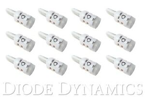 194 Incandescent Bulb Replacement Led Hp5 Led Cool White 12pk Diode Dynamics