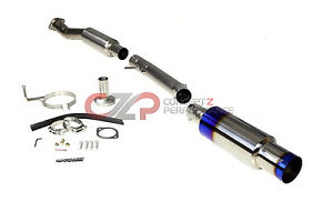 Tomei Tb6090 ns04a Expreme Ti Exhaust System For Nissan 350z