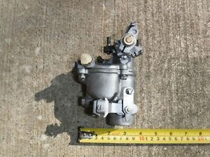 Zenith Small Straight Up Draft Carburetor N62f407 Continental N62 Hercules Zxb