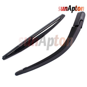 Rear Wiper Arm With Blade Set For Dodge Nitro 2007 2008 2009 Rep 5140654aa New