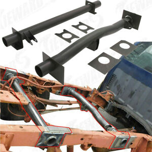 Rear Tank Support And Rear Shock Mount Crossmember For 99 06 Chevy Silverado gmc